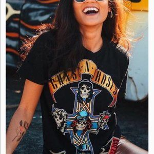 Guns N Roses Short Sleeve Appetite For Destruction